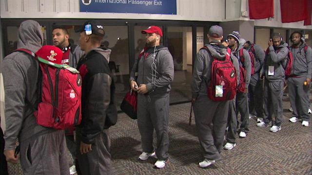 Northern Illinois football team heads to Florida ahead of Orange Bowl vs Florida State