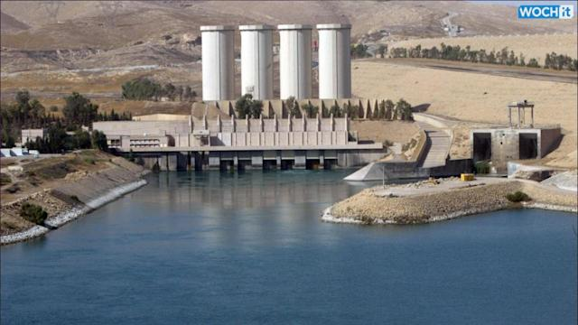 Obama: Air Strikes On Iraq Dam 'to Protect US Interests'