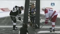 Ashley Wagner drops ceremonial puck