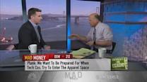 CEO to Cramer: How Under Armour picks athletes