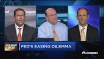 Fed's easing dilemma