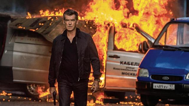 Film Clip: 'The November Man'