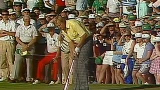 Yes Sir! Jack Nicklaus And His Historic 1986 Masters Victory
