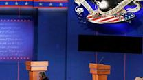 Stage is set for first presidential debate