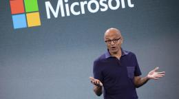 Microsoft CEO Satya Nadella: There is 'a big crisis right now' for cybersecurity