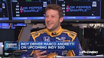 Indy driver Marco Andretti on upcoming Indy 500