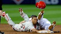 Phillies lose to Braves 7-5 in season opener