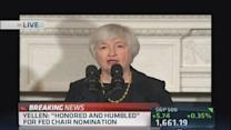 Yellen: Still too many unemployed in U.S.