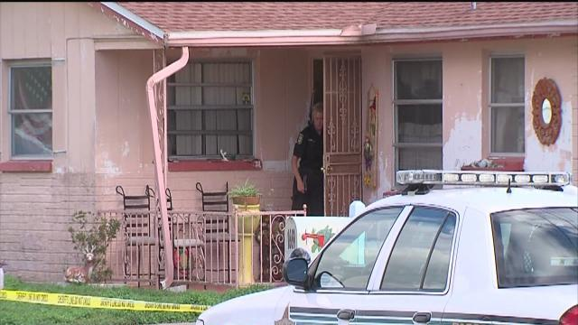 Pasco County deputies investigate a suspicious death in Holiday