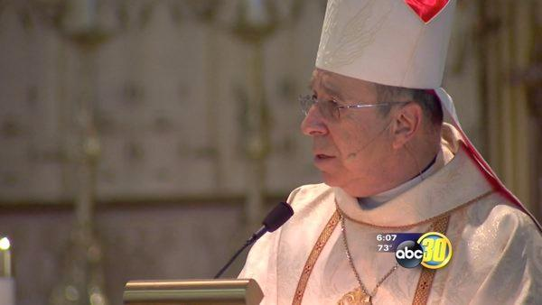 Valley churches show support for election of the pope