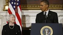 Obama nominates Janet Yellen to head Federal Reserve