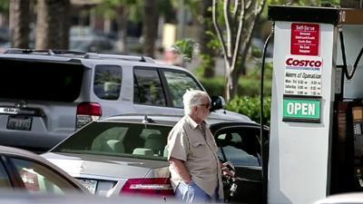 Calif. driver: Thought gas prices were 'a joke'