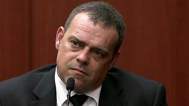 Lead police detective returns to stand in Zimmerman trial