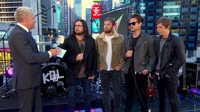 Kings of Leon Are Back With 'Mechanical Bull'