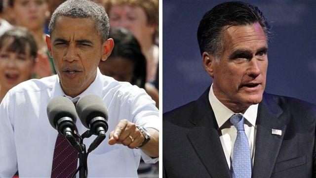 How do Romney, Obama compare on foreign policy?