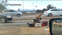 CHP Takes Action Against Officer In Beating