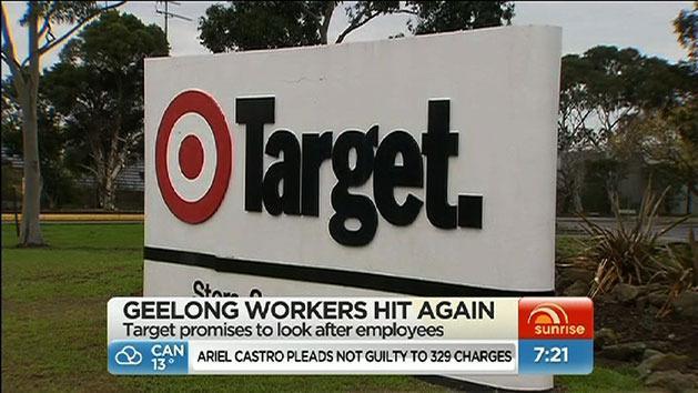Target slashes 260 jobs