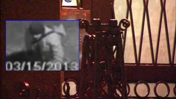 Police searching for Washington Heights burglary suspect