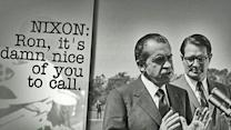 Secret Nixon Tapes: Future Presidents Called to Console