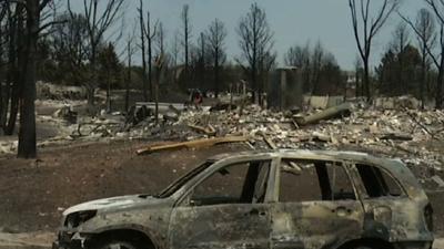 More residents return home near Waldo Canyon