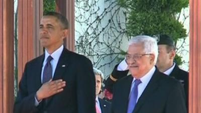 Raw: Obama in West Bank