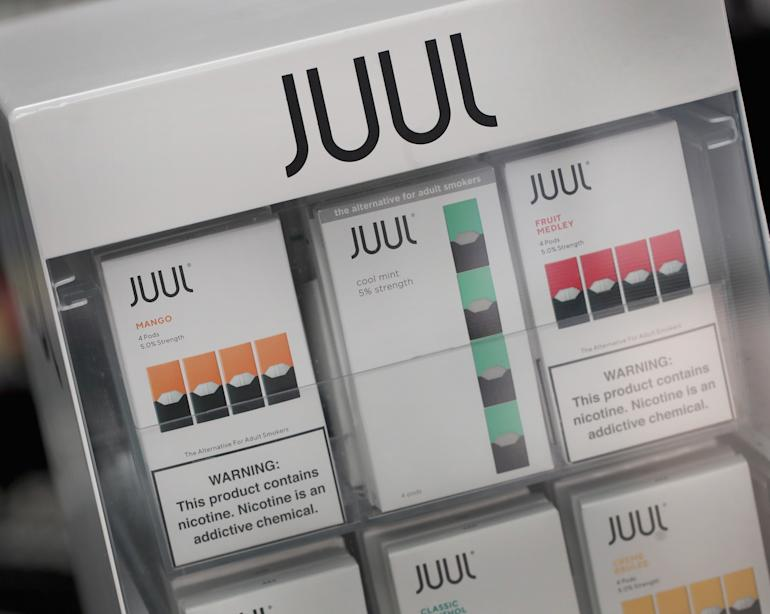 Juul takes action to combat underage use with incentives