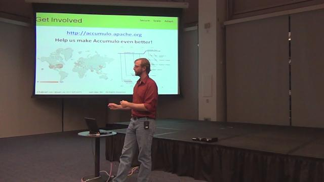 HUG Meetup October 2012: Apache Accumulo: Unlocking the Power of Big Data (Part II)