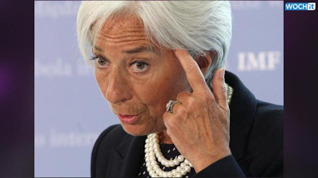 IMF Director Lagarde Withdraws From Smith Commencement