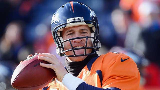 Will Manning's dominance continue?