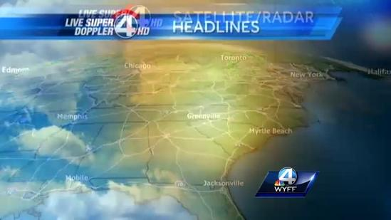 Dale's Wednesday Forecast May 15, 2013