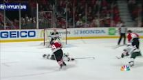 Bickell blisters one top-shelf on Bryzgalov