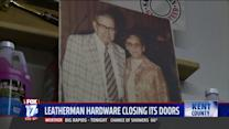 Emotional Store Owner Thanks Customers for 62 Years