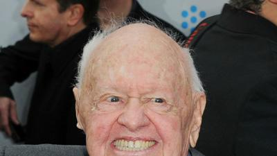 Actor Mickey Rooney Dead at 93