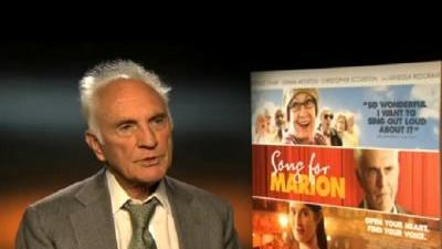 Song For Marion - Terence Stamp Interview