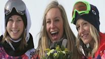 Anderson Completes US Sweep in Slopestyle