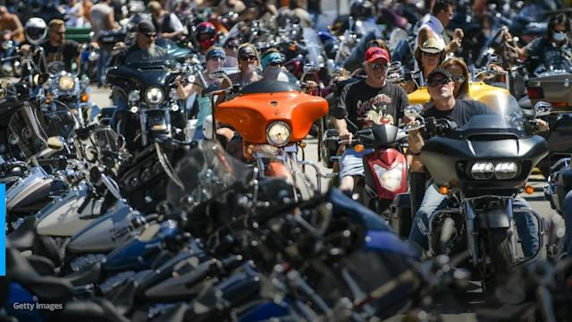 Yahoo News: Sturgis Motorcycle Rally Was a 'Superspreader Event'