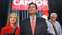 Cantor to step down as House Majority Leader