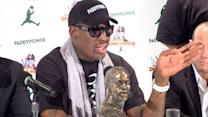 Dennis Rodman on North Korea: 'The Country's Not Bad'