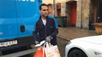 New Service Delivers Groceries to Your Home—Even If You're Gone