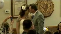 Terminally Ill Woman's Dream Wedding Becomes Reality