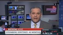 Michael Steinberg sentenced to 42 months