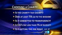 Rapid Round: Guide to Charitable Giving