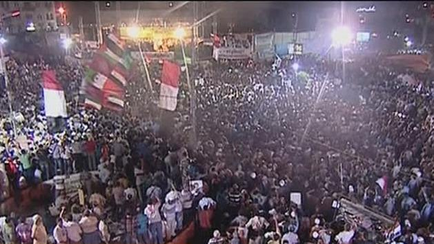 Egyptian President Morsi ousted by military