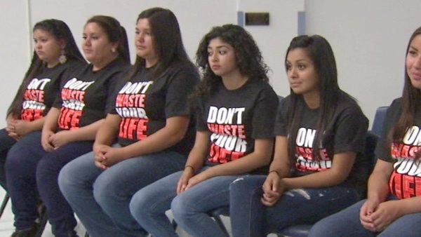 Sanger High students work to decrease marijuana use