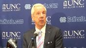 Post Game Texas Interview: Roy Williams