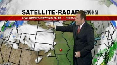 Job Swap: Andy Garman Does Weather