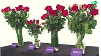 Getting flowers this Valentine's Day? We tested delivery services.