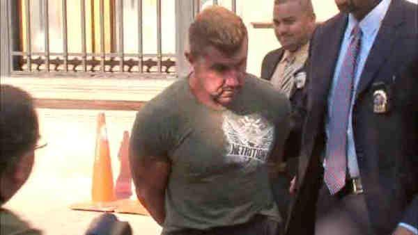 Bronx teacher charged with raping student