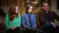 Steve Carell, Julianne Moore, Ellen Page on Making 'Freeheld'