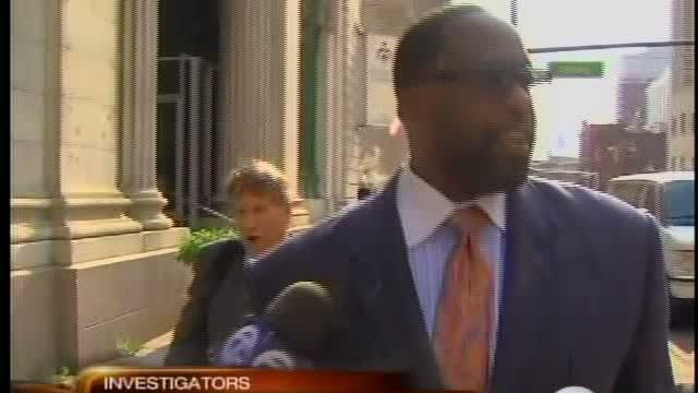 Jury selection continues in corruption trial